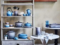 Le Creuset's Newest Colors Celebrate Everything You Love About the Coast | SouthernLiving