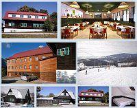 Rekreačné stredisko Biele Vody - turistické chatky (900 m) [Zväčšiť - nové okno]