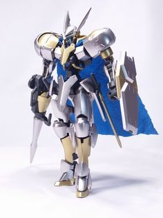 Custom Build: HG 1/144 Grimgerde [Knight] - Gundam Kits Collection News and Reviews