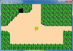 "8-bit NES Legend of Zelda Map Data | The ""Invent with Python"" Blog"