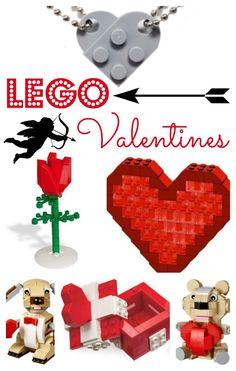 LEGO Valentines Gift