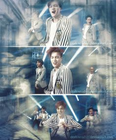 [EDIT] Kai Love Me Right by darknesshcr