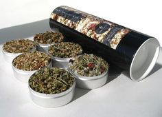 small sea salts/finishing salts spice kit spice by purposedesign, $12.00