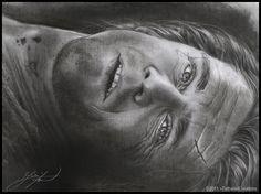 For freedom... by *TatharielCreations on deviantART - Mel Gibson #CelebrityArt #Art