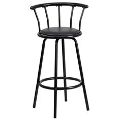 Best Of Metal Bar Stools Swivel with Back
