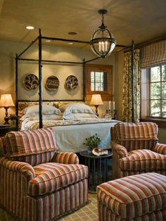 Cozy bedroom..