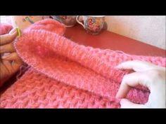 Вязание спицами Свитер регланом снизу из пряжи от фирмы Nako - YouTube