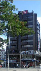 """""""Miller Flat Hotel"""", Curitiba, Paraná, BR"""