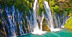 Burney Falls, Redding, California