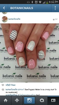 Might do for Valentine's Day nails