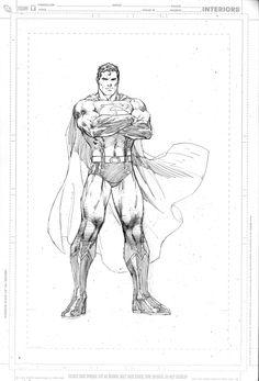 Superman//Jim Lee