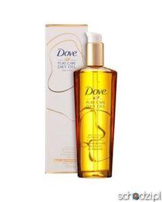 Dove Pure Care Dry Oil Lekki olejek do włosów 100 - Schodzi.pl