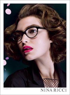 Arizona Muse for Nina Ricci Eyewear