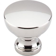 deco brushed nickel cabinet knob k309 hardware pinterest