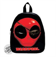 Deadpool New Hot School Bag Backpack