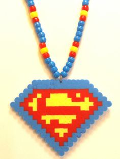 The perfect kandi necklace to make you feel invincible!