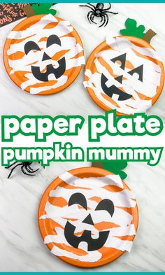Quick Halloween Crafts, Halloween Crafts For Toddlers, Theme Halloween, Halloween Kids, Halloween Theme Preschool, Halloween Games, Halloween Pumpkins, Daycare Crafts, Classroom Crafts