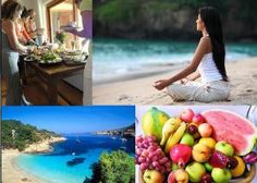 Chakra Healing Retreat 2015, Ibiza at Santa Eulalia del Río Balearic Islands Spain
