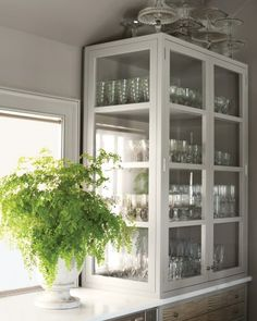 Lovely Roll Front Cabinet Doors