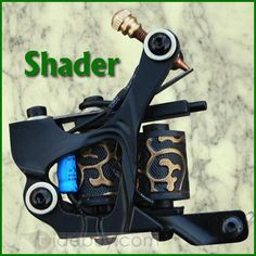 Professional Cast Iron Tattoo Machine for Shader