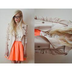 .trench coat <3