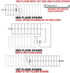 Ramp Architectural Drawing Symbol Stairs Pinned By Www Modlar Com