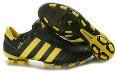 Pretty sure I love these Adidas soccer shoes