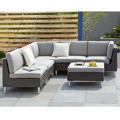 Buy John Lewis Madrid Outdoor Furniture | John Lewis