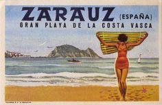 Basque Country, Gipuzkoa, Zarautz