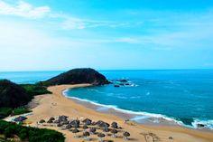 Enjoy our breathtaking beach at Secrets Huatulco Resort & Spa!