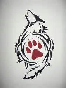 stencil wolf - 22find.com Yahoo Bildsökresultat