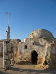 Mos Eisley, Tatooine from Star Wars (ok really Tunisia)