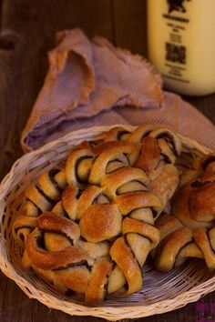 Sourdough Rolls with Chinese Red Bean Paste