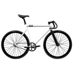 State Bicycle Co - 6061 Black Label Pearl White