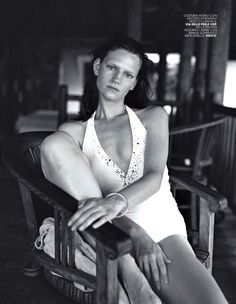 leggere evasioni: hirschy hirschfelder by elina kechicheva for marie claire italia july 2013 | visual optimism; fashion editorials, shows, campaigns & more!