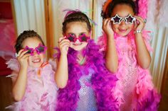 fashion theme party ideas for six year olds - Google Search