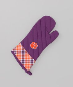 Take A Look At This Clemson Tablecloth By Pomegranate Collegiate On #zulily  Today! | I Love My Clemson Tigers! | Pinterest | Clemson Tigers, Tigers And  ...