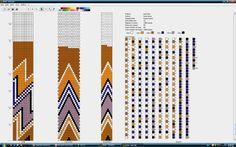 Crochet Rope, Bead Crochet, Crochet Necklace, Beading Patterns, Loom, Beaded Jewelry, Beads, Handmade, Crafts