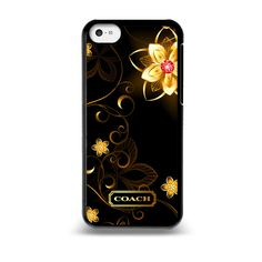 Best Coach Flowers Golden Print On Hard Plastic Case Cover Protector for iPhone #UnbrandedGeneric #iPhone5 #iPhone5s #iPhone5c #iPhoneSE #iPhone6 #iPhone6Plus #iPhone6s #iPhone6sPlus #iPhone7 #iPhone7Plus #BestQuality #Cheap #Rare #New #Best #Seller #BestSelling #Case #Cover #Accessories #CellPhone #PhoneCase #Protector #Hot #BestSeller #iPhoneCase #iPhoneCute #Latest #Woman #Girl #IpodCase #Casing #Boy #Men #Apple #AplleCase #PhoneCase #2017 #TrendingCase #Luxury #Fashion #Love…