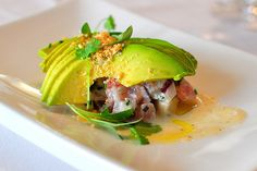 It's official: Oyamel's ceviche de atun pacifico is the reigning contender for favorite food (non-oyster/non-lamb bone marrow category). FYI the current presentation is way less avocado, and way more delicious toasted amaranth. I will learn to make this.