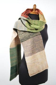 Unisex Schal, Luxus Winterschal aus Wolle, Unikat, Geschenk für Männer Knitting Accessories, Bunt, Mittens, Beige, Unisex, Knitting Scarves, Lady, Socks, Accessories