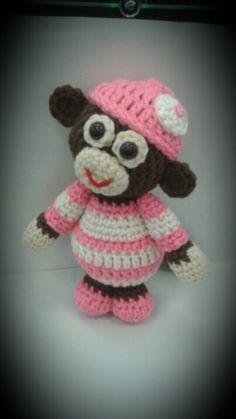 Amigurumi Monkey