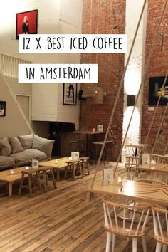 """We love iced coffee! Where you can find the best ones? Find out on http://www.yourlittleblackbook.me/iced-coffee-in-amsterdam/. Planning a trip to Amsterdam? Check http://www.yourlittleblackbook.me/ & download """"The Amsterdam City Guide app"""" for Android & iOs with over 550 hotspots: https://itunes.apple.com/us/app/amsterdam-cityguide-yourlbb/id1066913884?mt=8 or https://play.google.com/store/apps/details?id=com.app.r3914JB"""