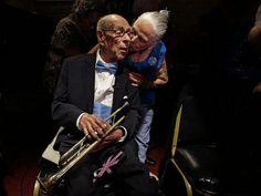 Music keeps #jazz singer, trumpeter #Lionel Ferbos going at 102 years old   masslive.com #bertrandsmusic