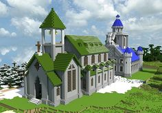 Awesome Medieval Buildings Map Download for Minecraft   Minecraft Mods Texture Packs Maps Skins Tools Download
