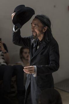 bleumode-noir: Yohji Yamamoto