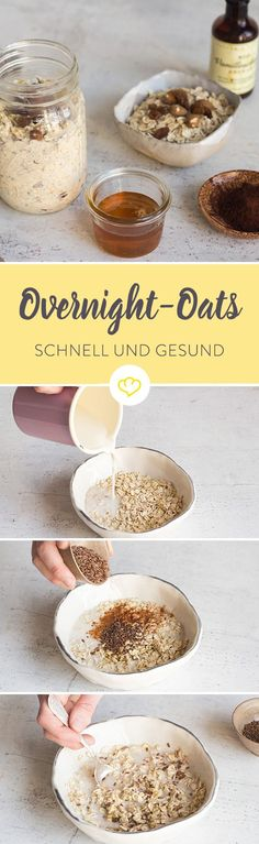 Overnight Oats The quick and healthy breakfast Overnight_Oats_ARTICLE Food … – Famous Last Words Healthy Brunch, Paleo Breakfast, Breakfast Recipes, Healthy Dinners, Breakfast Ideas, Brunch Recipes, Paleo Recipes, Flour Recipes, Overnight Oats
