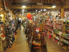 There's just something about an old-fashioned general store, isn't there?