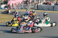 Daytona KartWeek kicks off with hundreds of karters from across the country spending their holidays participating in World Karting Association races on three different courses.