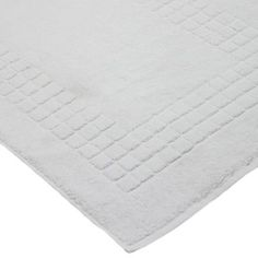 From 6.49:Linens Limited Supreme 100% Egyptian Cotton Bath Mat White   Shopods.com